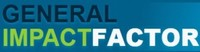 Indexed by The General Impact Factor (GIF)