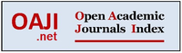 Indexed by Open Academic Journals Index